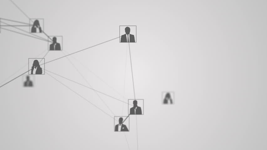 Looping people networking, If cut the beginning of the footage on 0-2 second duration. The remaining footage will be loops. | Shutterstock HD Video #32967295