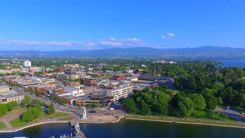 Kelowna - Beautiful  Okanagan  BC Canada