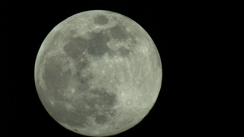 Full moon. Apple ProRes 422 HQ   Shutterstock HD Video #33136738