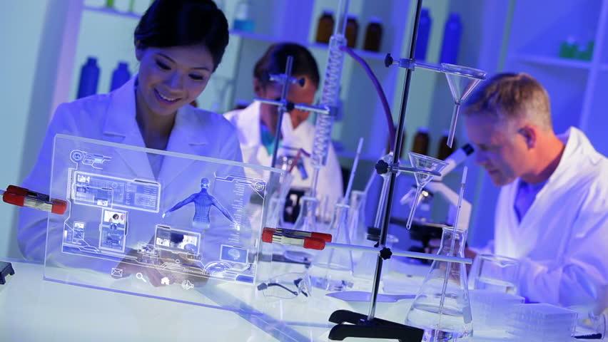 Medical laboratory technician emblem