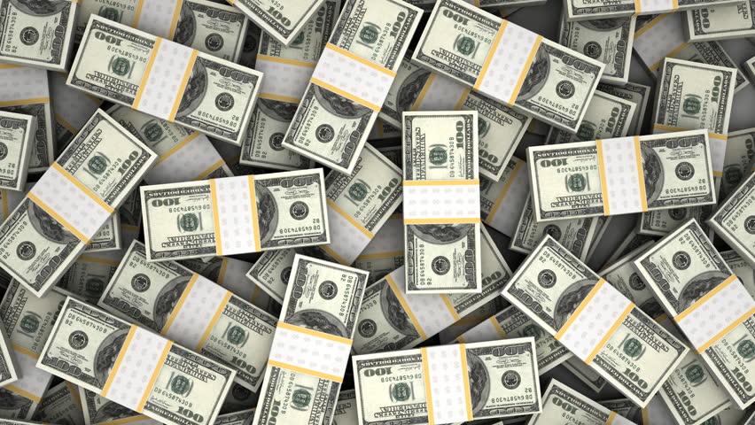 Billion Dollar | Shutterstock HD Video #3353108