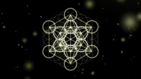 The Platonic Solids/The Symbol of Creation/Animation of all Platonic Solids