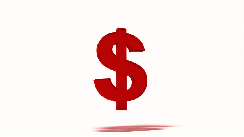 Looped Animation of Rotating Dollar Stock Footage Video (100% Royalty-free)  33710998   Shutterstock