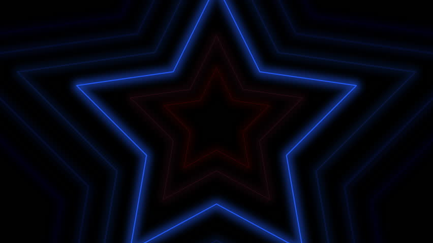 Motion Retro Stars Abstract Background  Stock Footage Video (100%  Royalty-free) 33713188 | Shutterstock