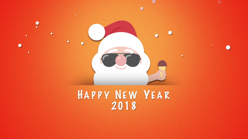 happy new year 2018 text stock footage video 100 royalty free 33713398 shutterstock