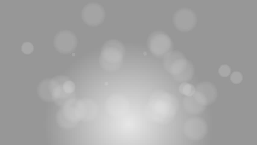 Christmas Background light blur White Silver Soft bokeh circle | Shutterstock HD Video #33733078