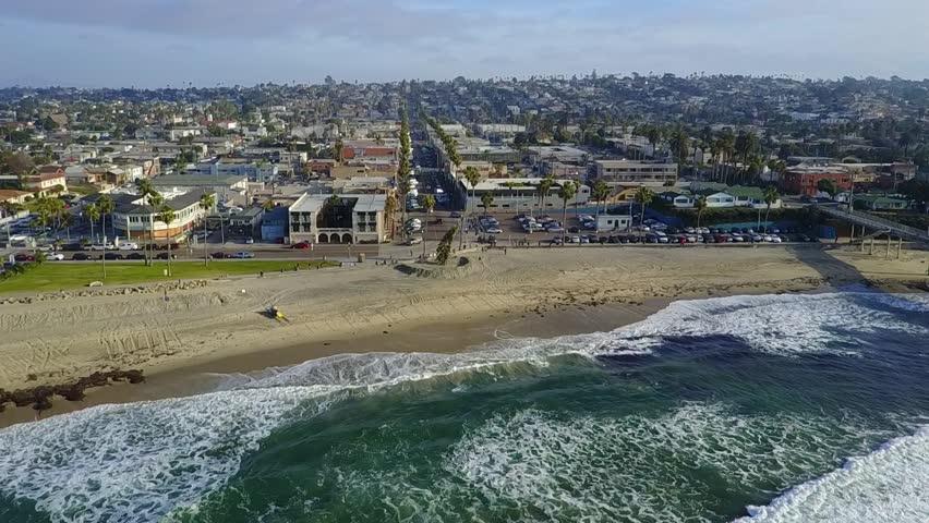 San Diego - Ocean Beach - Drone Video Aerial Video of Ocean Beach (also known as O.B.) is a beachfront neighborhood of San Diego, California.