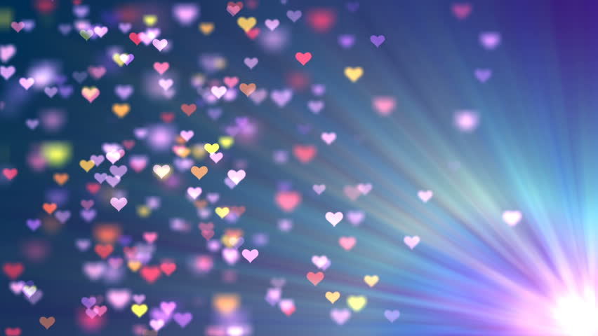 Love Particles Of Light Loop Stock Footage Video 100 Royalty Free 33795658 Shutterstock