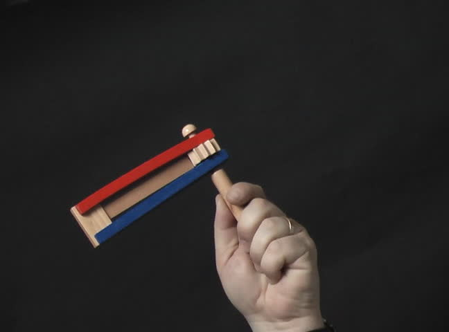 Purim grogger, a traditional noisemaker used in the celebration of the Jewish holiday of Purim.