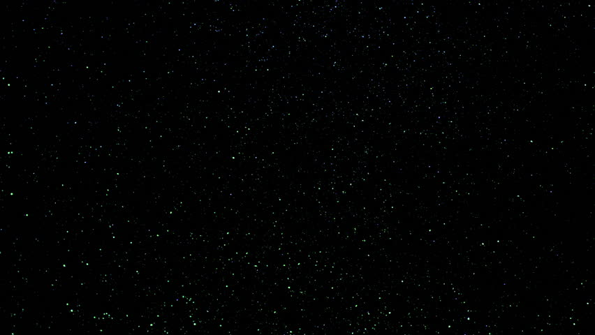 Twinkling flares background. Space and stars, imitation. Use for background and texture. #34000588