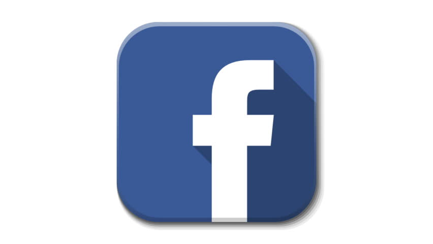 21 Facebook Backgrounds Social Networking Pictures: Quickly Changing Social Network Logos Stock Footage Video