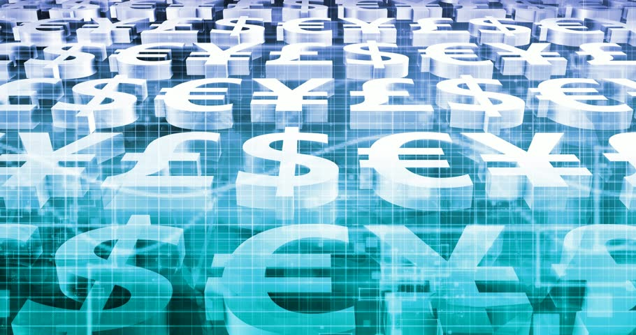 Online Stock Trading and Forex Market Concept | Shutterstock HD Video #34991911