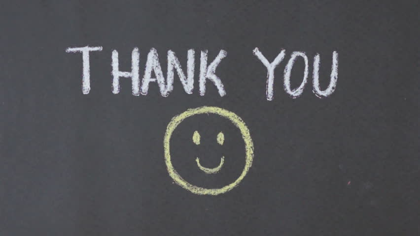 Thank You In Different Languages Stock Footage Video