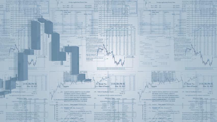 business background  market analyze bar graphs  stock