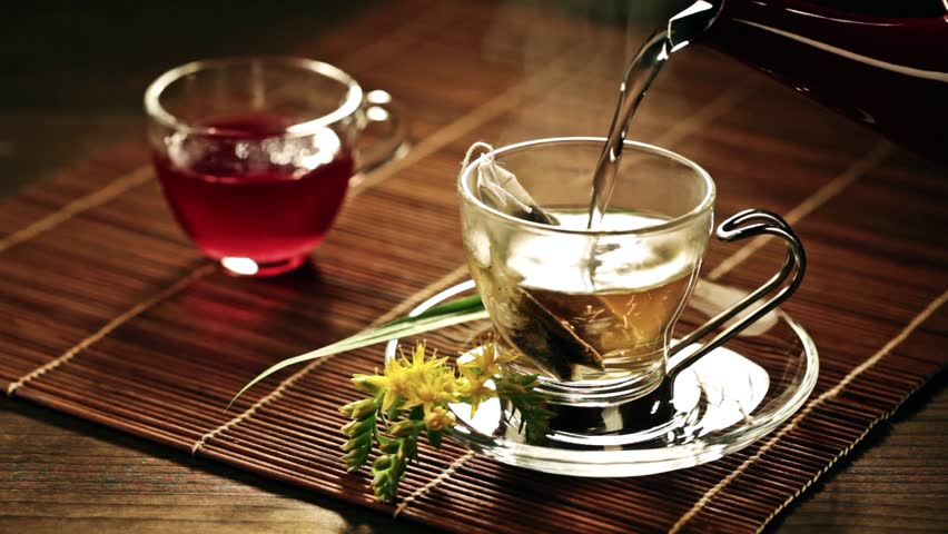 Header of tea