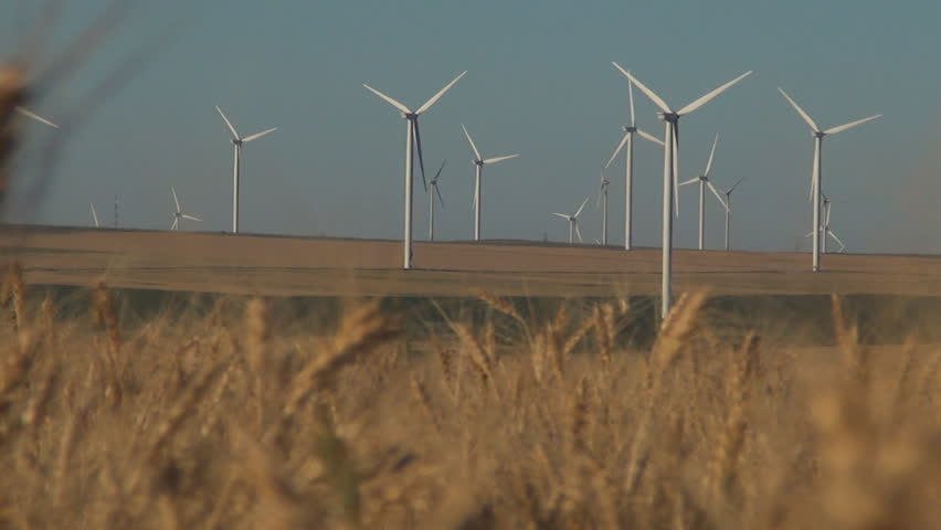 Wind Turbines, Windmill, Energy