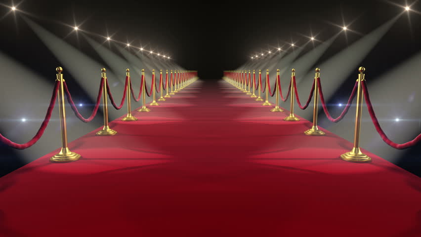 Red Carpet. Looped animation. HD 1080. | Shutterstock HD Video #3671588