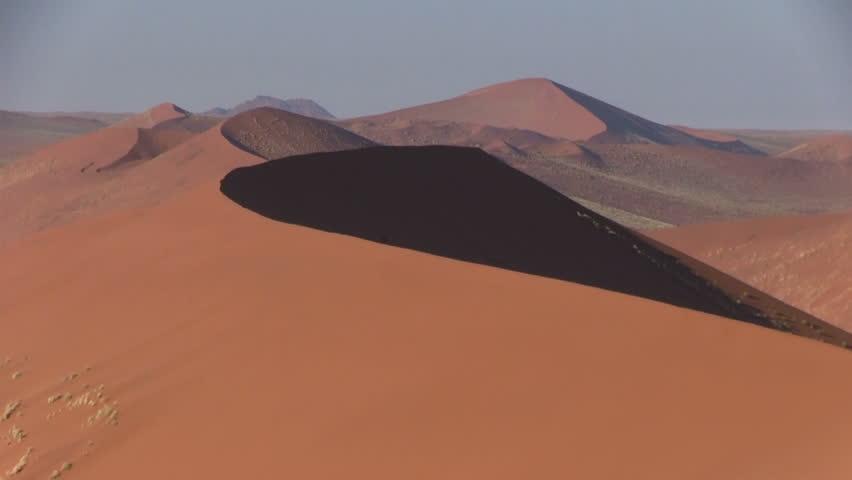 Desert, zoom out fast   Shutterstock HD Video #3684569