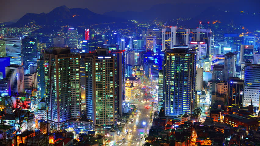 Time In Seoul