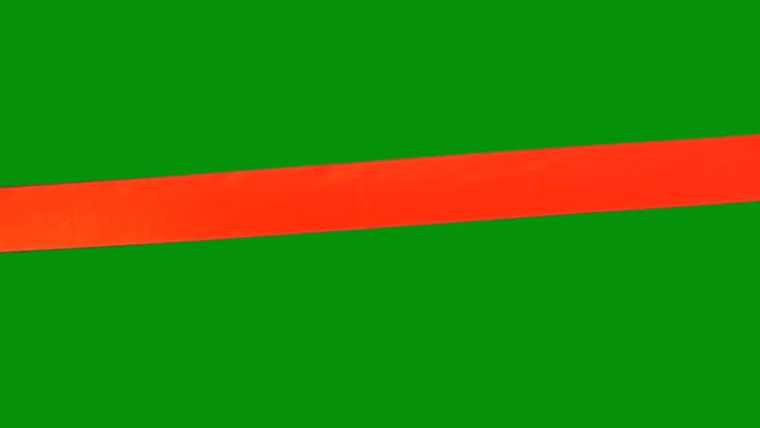 ribbon cutting footage