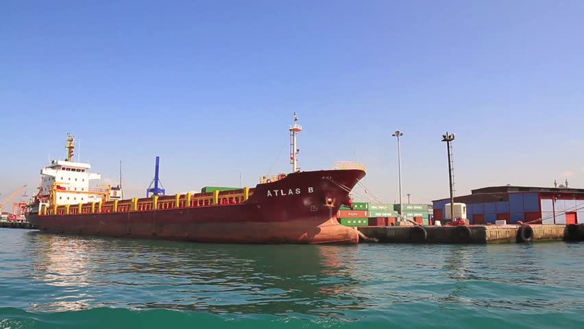 Istanbul - Apr 10: Cargo Stock Footage Video (100% Royalty-free) 3824048    Shutterstock