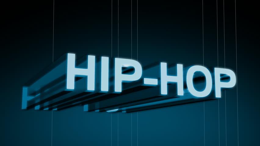 Hip Hop Music Genre Header | Shutterstock HD Video #3895418