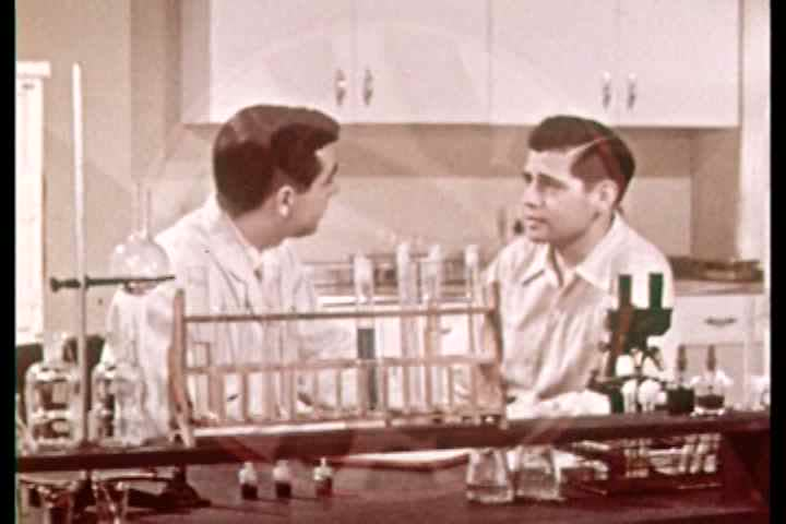 1950s - How bacteria adapts to hostile environments as well as how it propels itself is explained.