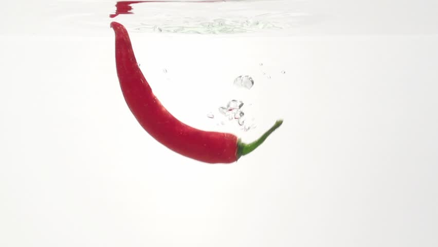 pepper cslow motion