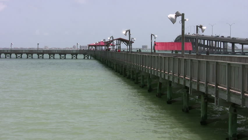 Video of Fishing Pier at Stock Footage Video (100% Royalty-free) 39688 |  Shutterstock
