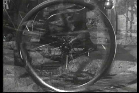 1900s - Henry Ford invents a quadracycle in his workshop, one of the first cars invented.