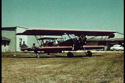1950s - The science of crop dusting is discussed from the 1950s.