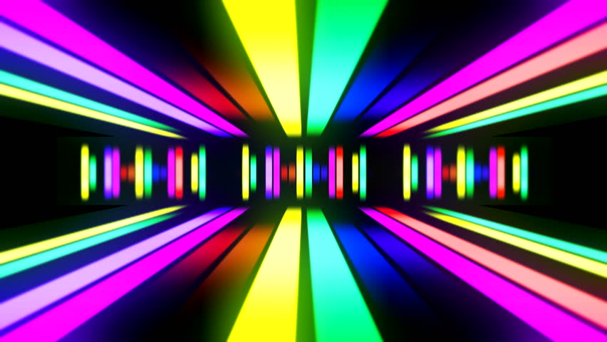 Horizontal color bars ( Series 24 - Version from 1 to 9 )