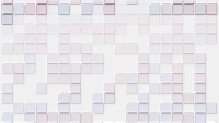 Color Transparent Plastic Square Mosaics Stock Footage Video (100%  Royalty-free) 4154338 | Shutterstock