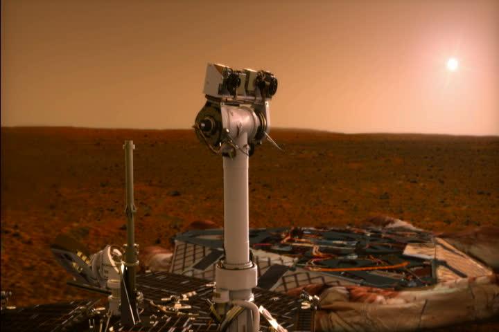 mars rover spirit - 720×480