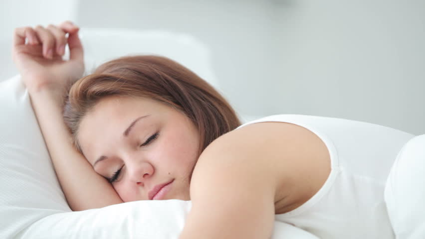 Cute Girl Sleeping Naked