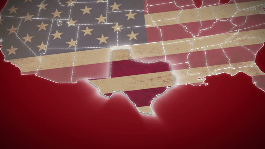 Patriotic Background Usa Stock Footage Video Shutterstock - Hd us election map
