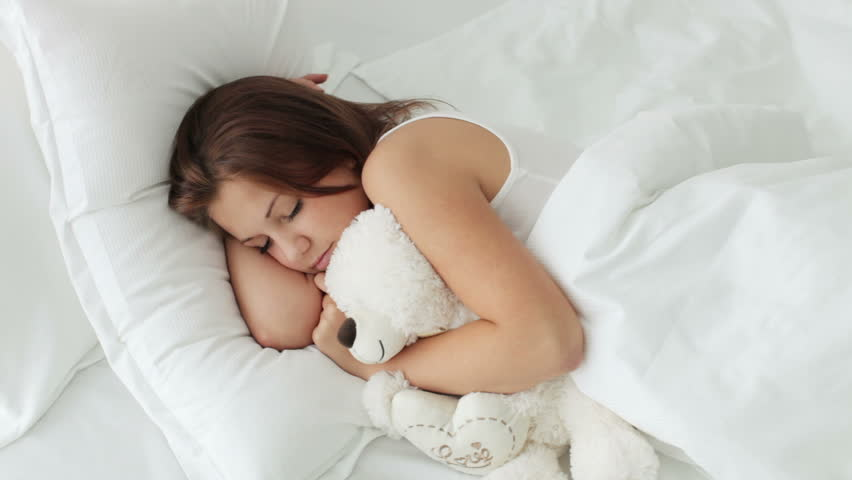 Sleeping Girl Stock Video Footage - 4K And Hd Video Clips -6481