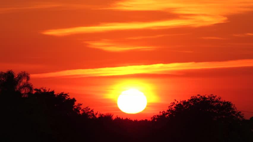 Sunrise Time-lapse Overlooking Rio De Janeiro And Sugarloaf ... | title | sunrise time