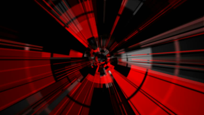 High Definition abstract CGI motion backgrounds ideal for editing, led backdrops or broadcasting featuring red, black and white geometric patterns | Shutterstock HD Video #4404968