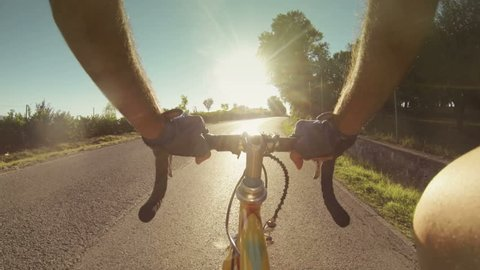 Going by Bicycle, Ppov