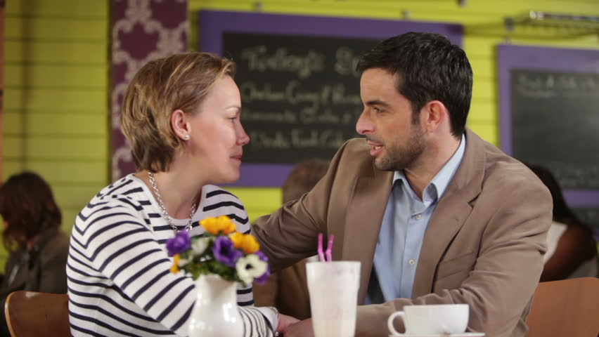 busy restaurant scene. Stock Video Of Relaxed Man And Woman In Restaurant | 4484498 Shutterstock Busy Scene F