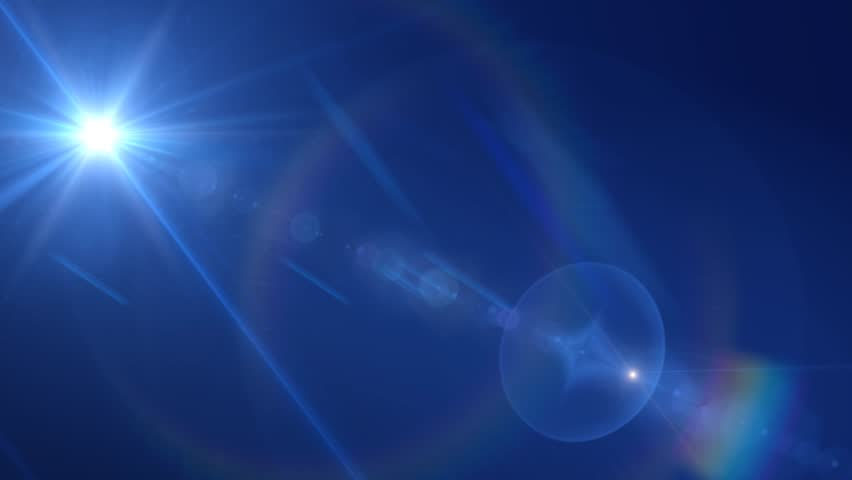 Abstract Background - Lens Flare | Shutterstock HD Video #4504850