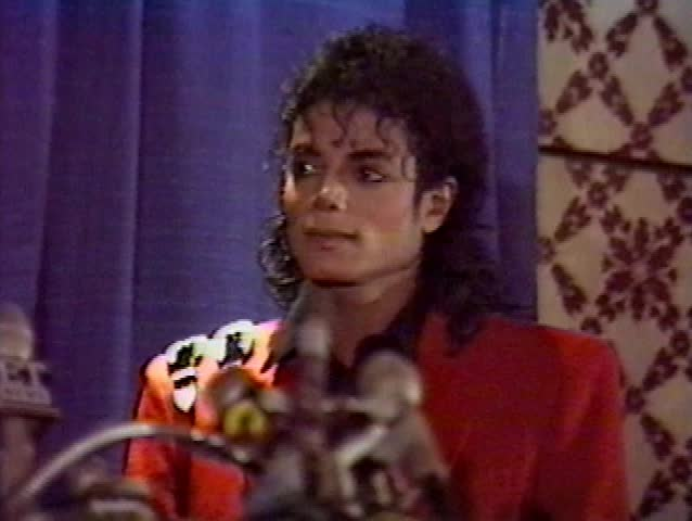 NEW YORK - March 10, 1988: Michael Jackson at the United Negro College Fund Honors Michael Jackson in the Sheraton Centre in New York March 10, 1988