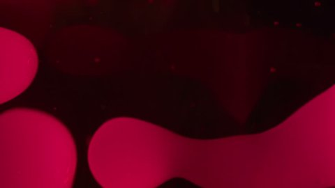 Lava Lamp Pink Red Fullscreen HD