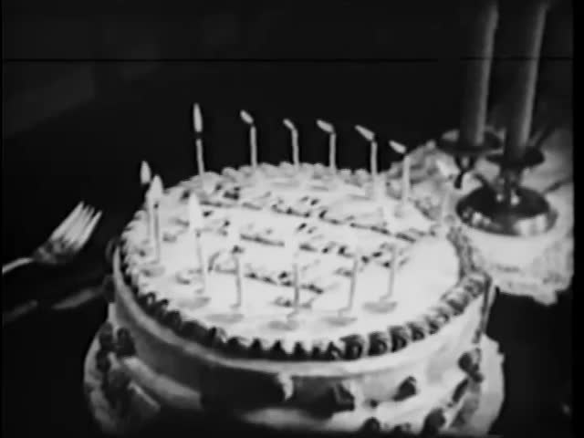 Vintage Birthday Cake Stock Video Footage 4k And Hd Video Clips