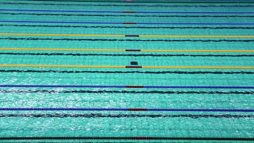 Olympic Swimming Pool 2012 olympic swimming pool stock footage video | shutterstock