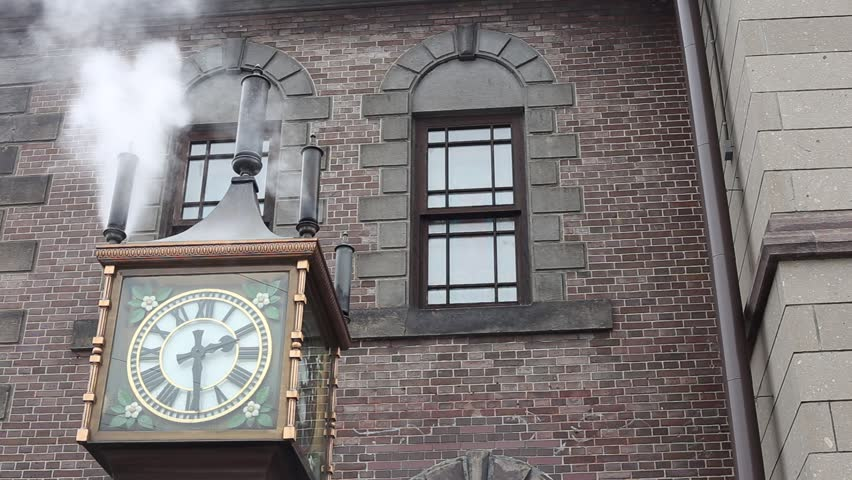 Image result for Steam Clock sapporo