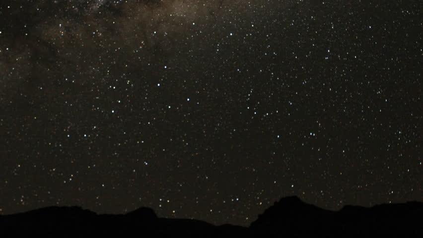 Stars over Chillka