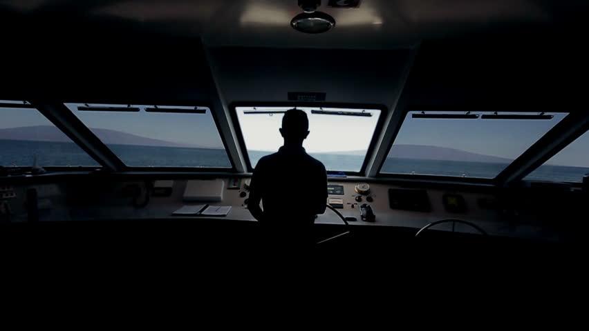 Header of captain