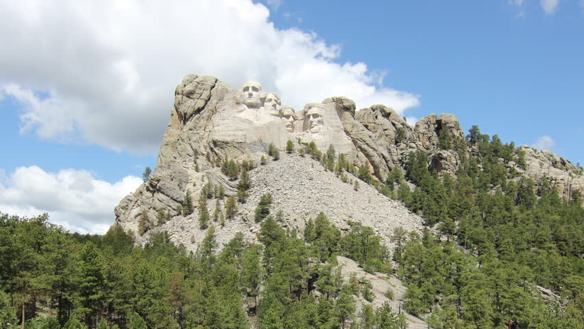Mount Rushmore | Shutterstock HD Video #4907888
